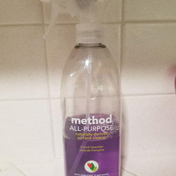 Photo of method all-purpose cleaner french lavender uploaded by Brittany A.