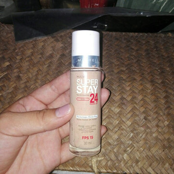 Maybelline Super Stay 24 HR Foundation uploaded by Claudia L.