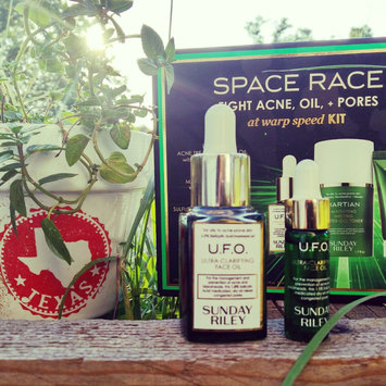 Photo of Sunday Riley U.F.O. Ultra-Clarifying Face Oil uploaded by Amber W.