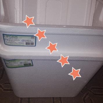 Photo of Lifoam 30 Qt Styrofoam Cooler (3542) uploaded by Alisha B.