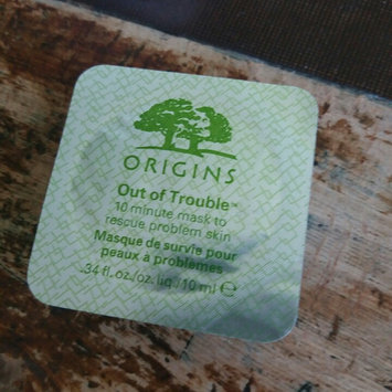 Origins Out Of Trouble 10 Minute Mask To Rescue Problem Skin uploaded by Maryna Z.