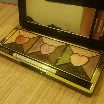 Too Faced Love Eyeshadow Palette uploaded by Kimmicorn_x K.