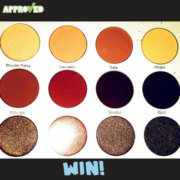 Photo of Soiree Diaries Eyeshadow Palette 12 Unique Shadows uploaded by Candi P.