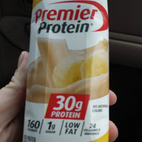 Premier Protein® Bananas & Cream High Protein Shake 4-11 fl. oz. Aseptic Cartons uploaded by Cece M.