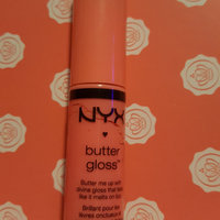 NYX Butter Gloss uploaded by Ann marie H.