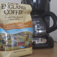 New England Coffee French Vanilla Medium Roasted Freshly Ground uploaded by Meaghan S.