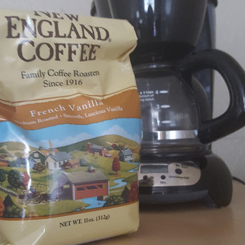 Photo of New England Coffee French Vanilla Medium Roasted Freshly Ground uploaded by Meaghan S.