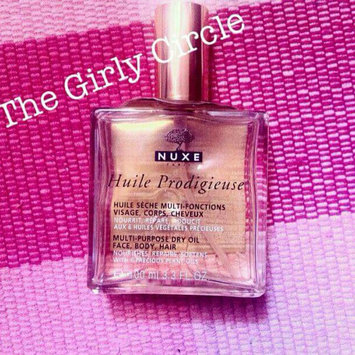NUXE Huile Prodigieuse® Multi-Purpose Dry Oil uploaded by TheGirlyCircle G.