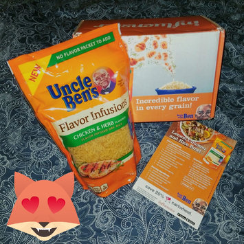 Photo of Uncle Ben's® Flavor Infusions Chicken & Herb uploaded by Charisma A.
