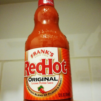 Photo of Frank's RedHot® Original Cayenne Pepper Sauce uploaded by Luis A.