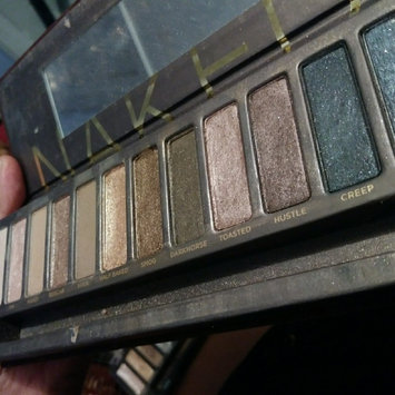 Urban Decay Naked Palette uploaded by Crystal H.