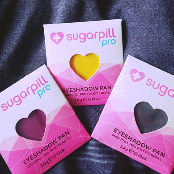 Photo of Sugarpill Cosmetics Pressed Eyeshadow uploaded by Fey T.