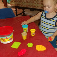 Play-Doh Picnic-Themed Bucket uploaded by Elizabeth C.