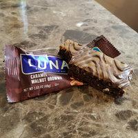 Luna Caramel Walnut Brownie uploaded by Amber M.