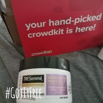 Photo of Tresemme Expert with Biotin Repair & Protect Instant Recovery Mask 9.17 oz uploaded by Mary G.