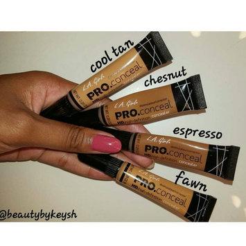 LA Girl Pro High Definition Concealer uploaded by Lakeysha D.