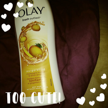 Photo of Olay Ultra Moisture Shea Butter Body Wash uploaded by Cadesha C.