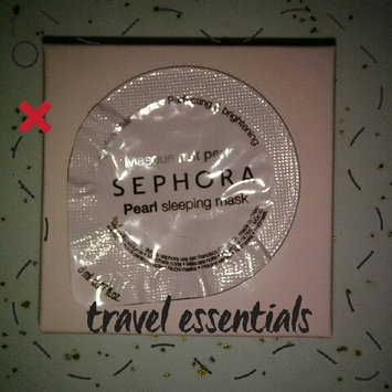 Photo of SEPHORA COLLECTION Sleeping Mask Pearl 0.27 oz uploaded by Sheila M.