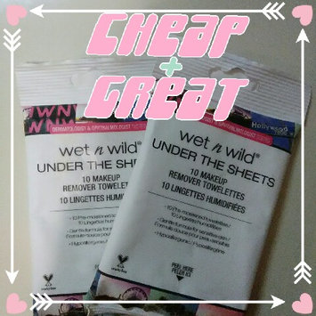 Wet N Wild Makeup Remover Towelettes uploaded by Sheila M.