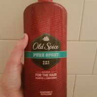 Old Spice Pure Sport 2in1 Shampoo and Conditioner, 25.3 fl oz uploaded by Raeanna G.