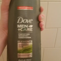 Dove Men+Care Elements Minerals + Sage Fortifying Shampoo And Conditioner uploaded by Raeanna G.