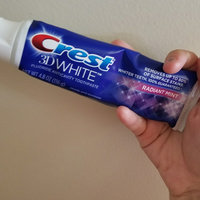 Crest 3D White Whitening Toothpaste Radiant Mint uploaded by Mariah G.