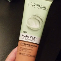 L'Oréal Paris Pure-Clay Exfoliate & Refine Cleanser uploaded by Linda T.