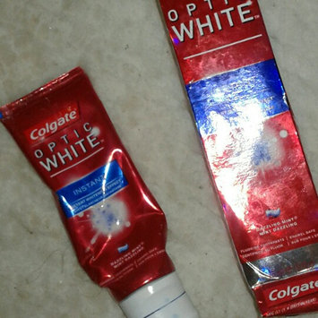 Photo of Colgate Optic White Anticavity Fluoride Toothpaste Cool Mint uploaded by Hajer z.