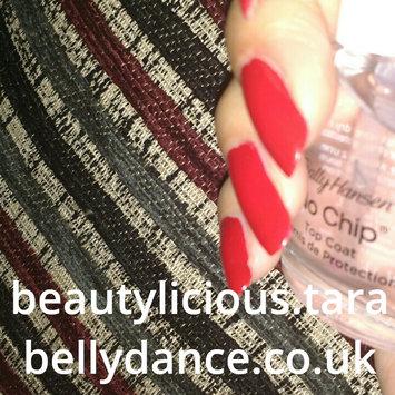 Photo of Sally Hansen® No Chip Acrylic Top Coat Nail Polish uploaded by Tara B.