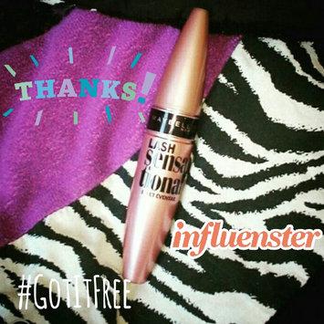 Maybelline Lash Sensational® Waterproof Mascara uploaded by carly k.