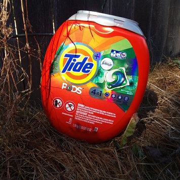 Photo of Tide PODS® Plus Febreze™ Laundry Detergent uploaded by kandiss J.
