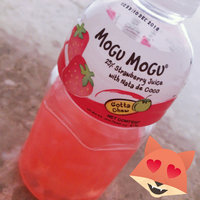 MOGU MOGU Lychee Flavored Drink With Nata De COCO 320ml uploaded by Helen A.