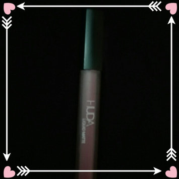 Huda Beauty Liquid Matte Lipstick uploaded by Dilia O.