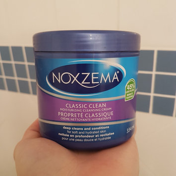 Photo of Noxzema Deep Cleansing Cream Plus Moisturizers uploaded by Alysa B.