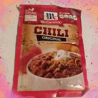 McCormick Chili Original Seasoning Mix uploaded by Meshia E.