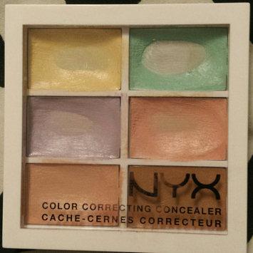NYX Color Correcting Concealer Palette uploaded by Cat D.