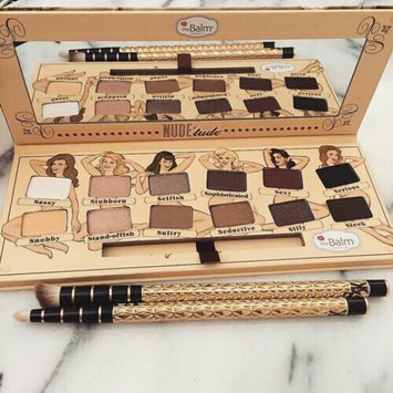 The Balm Nude'tude Palette uploaded by Doaa S.