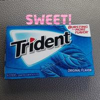 Trident Original Flavor uploaded by afton h.