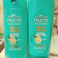 Garnier® Fructis® Grow Strong Conditioner 12 fl. oz. Bottle uploaded by Casey V.