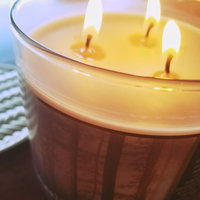 White Barn Bath & Body Works Marshmallow Fireside 3 Wick Scented Candle 2014 uploaded by Mandi M.