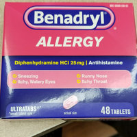 Benadryl Allergy Relief uploaded by Natalie F.