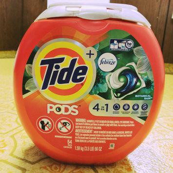 Photo of Tide PODS® Plus Febreze™ Laundry Detergent uploaded by Casey V.