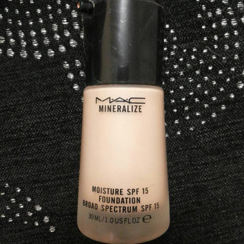 Photo of MAC Mineralize Moisture SPF 15 Foundation, NC37 uploaded by Marharita K.