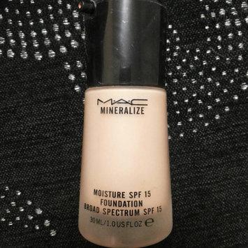 MAC Mineralize Moisture SPF 15 Foundation, NC37 uploaded by Margarita K.