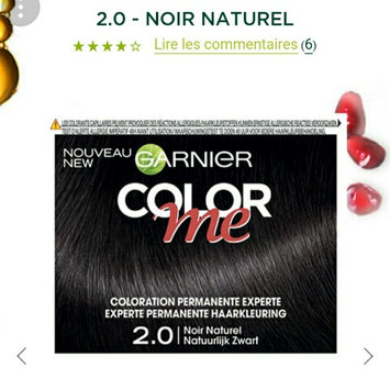 Photo of Garnier 100% Color Vitamin-Enriched Gel Creme Color uploaded by Ghada E.