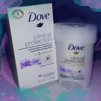 Dove Clinical Protection Antiperspirant & Deodorant Solid uploaded by Ashley W.