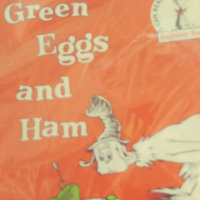 Dr. Seuss' Green Eggs and Ham Hardcover Book uploaded by Leslie V.