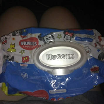 Photo of Huggies® Simply Clean Baby Wipes uploaded by Hannah C.