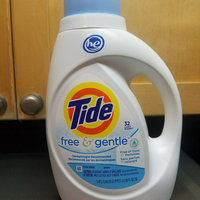 Tide Free and Gentle High Efficiency Liquid Laundry Detergent uploaded by Kathleen V.
