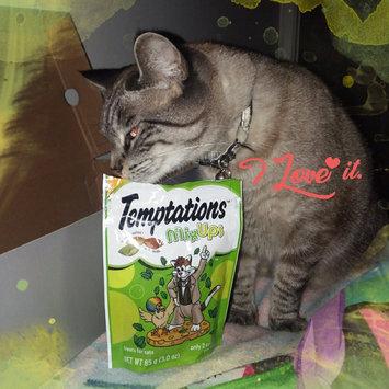Photo of TEMPTATIONS™ MixUps Treats For Cats Catnip Fever Cat Treats uploaded by kandiss J.